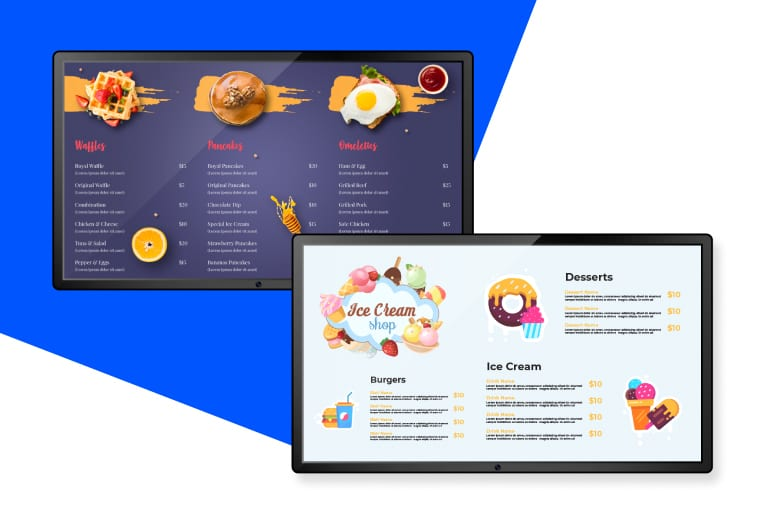 Learn how to create awesome digital signage content