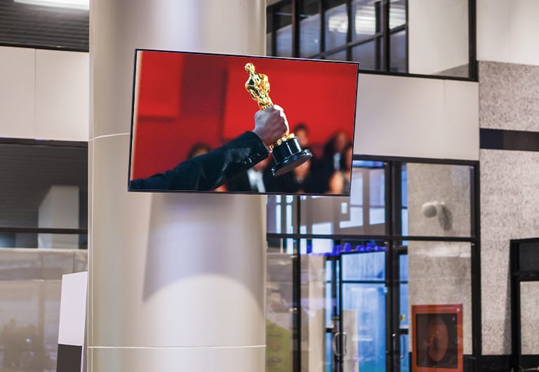 Use Your Favourite Movies And TV Shows To Inspire Your Digital Signage